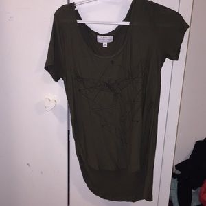 Kendall and Kylie t-shirt size m